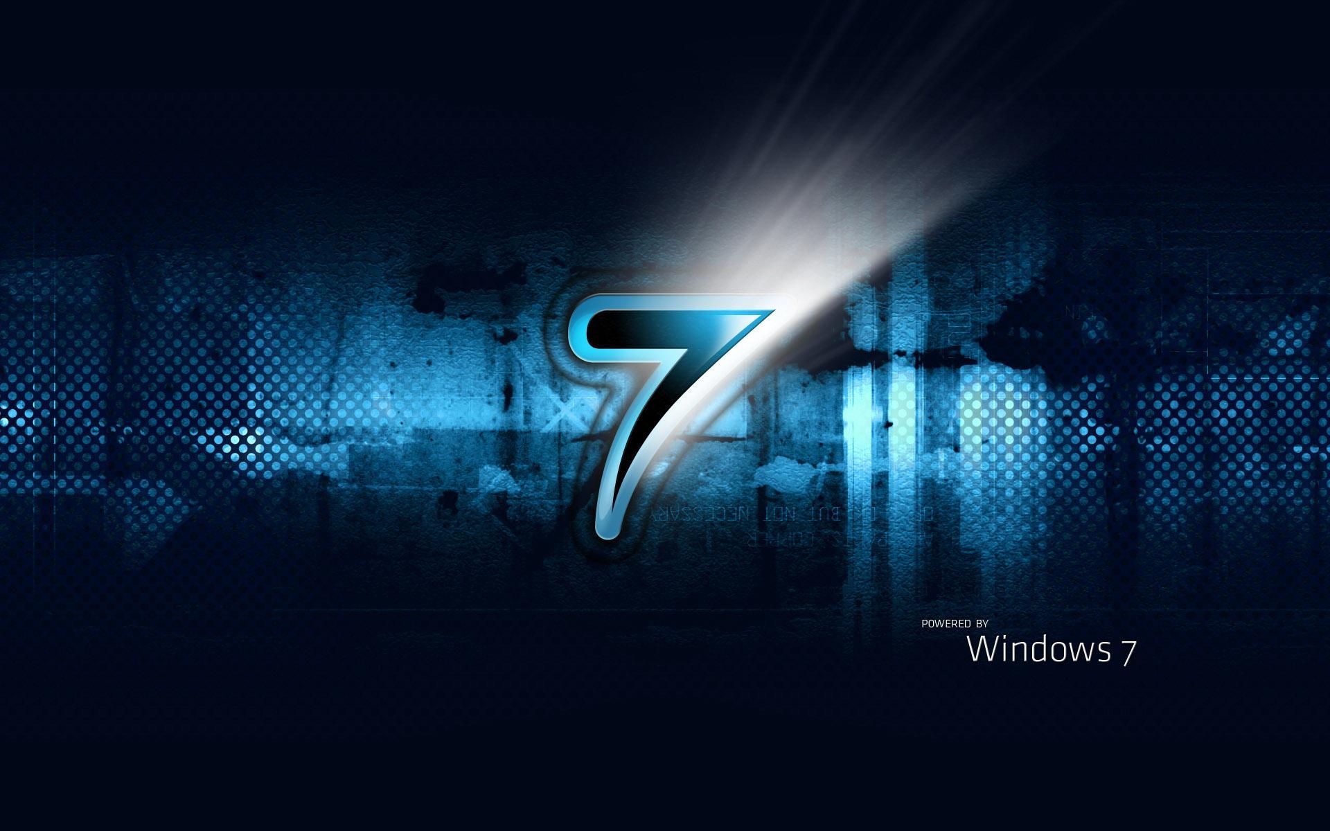 обои для рабочего windows 7: