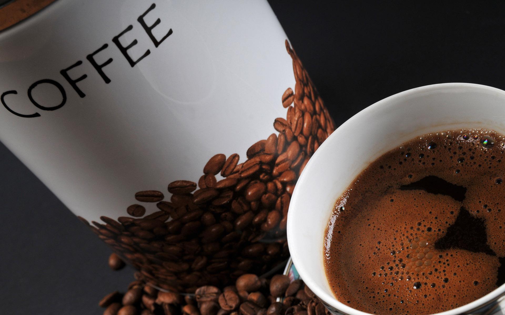 Название кофе размер 1920x1200
