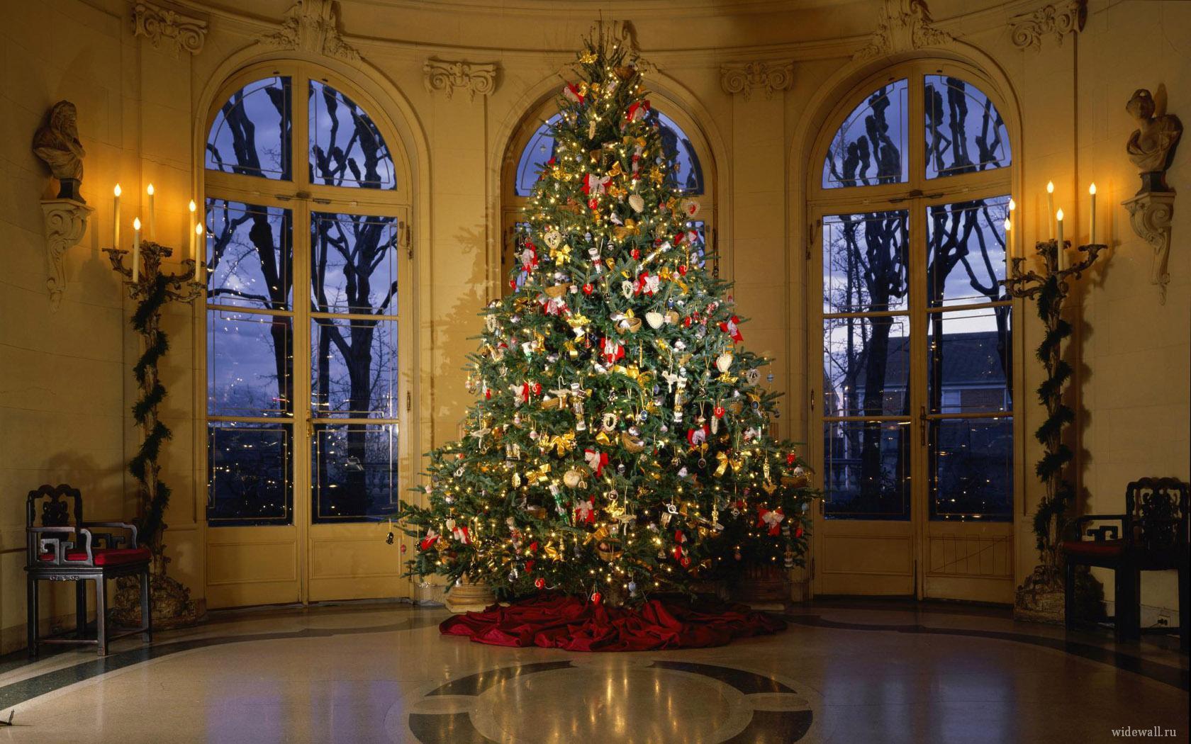 Название новый год и рождество