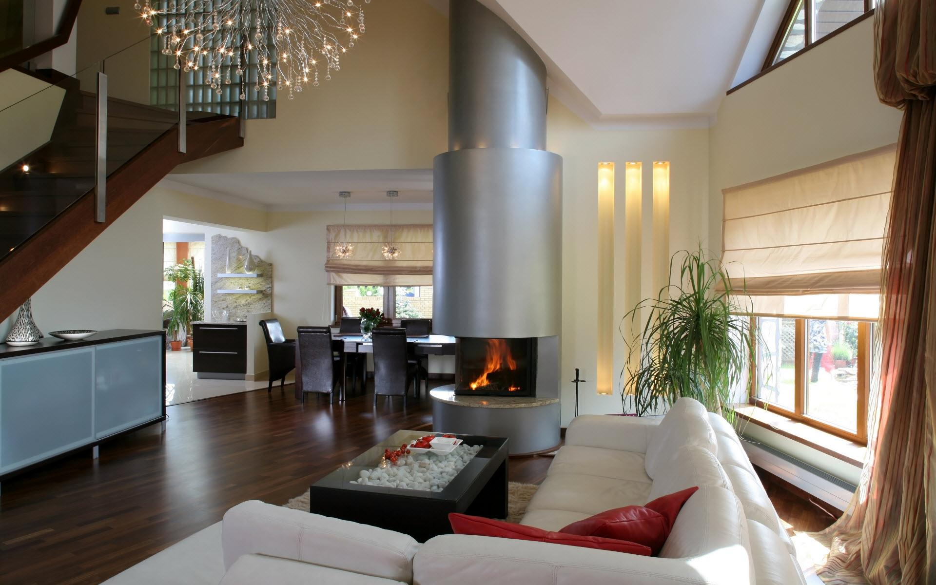 Красивый дизайн квартир на 184