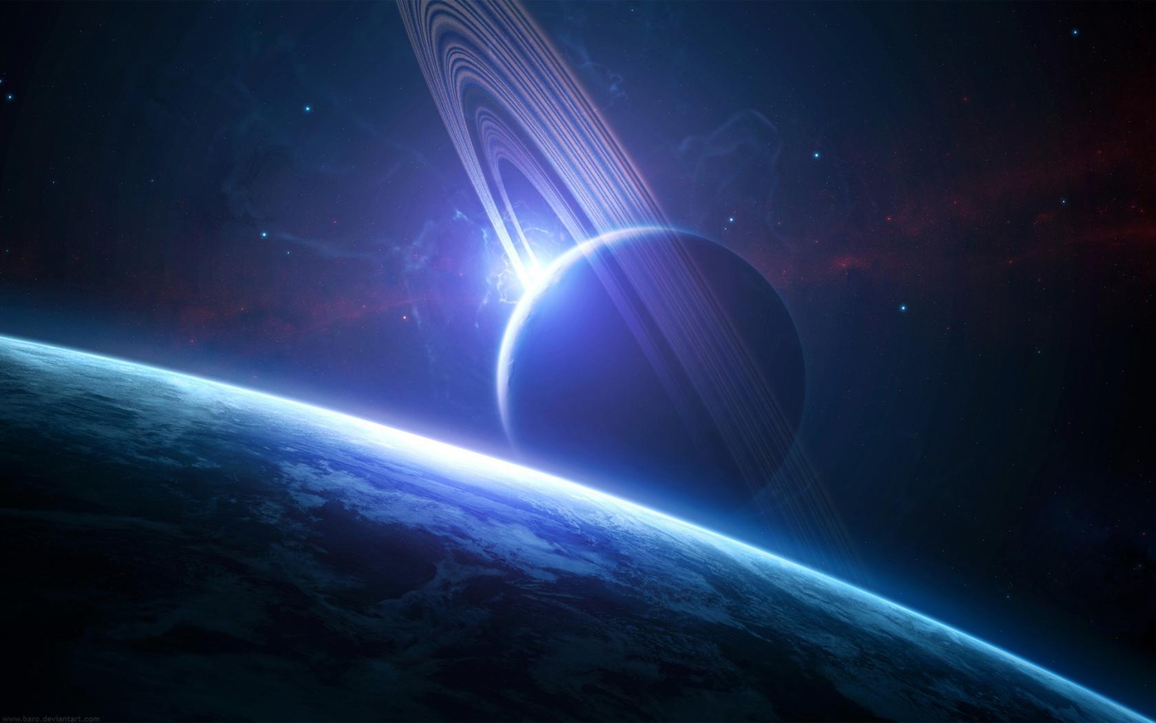 Название космос размер 1680x1050