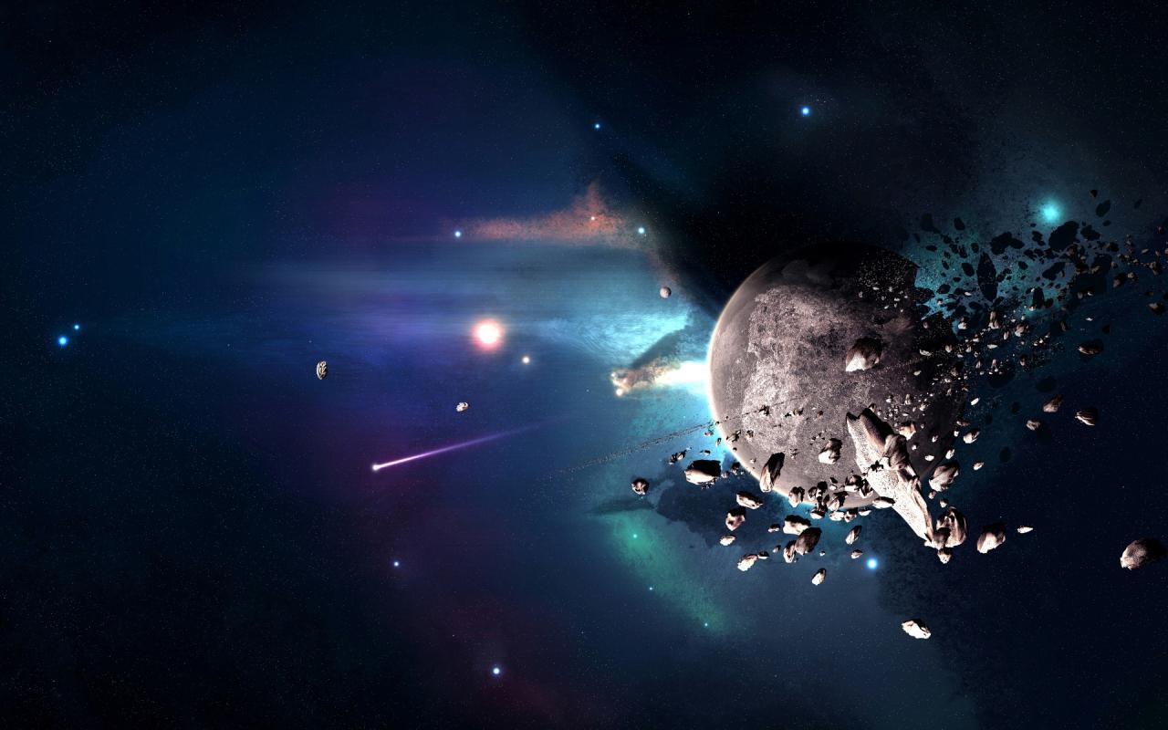 Название космос размер 1280x800